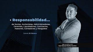 CADEFI - RESPONSABILIDAD DE SOCIOS - 25 FEBRERO 2021