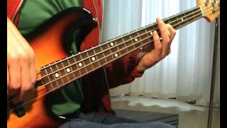 Santana - Black Magic Woman - Bass Cover