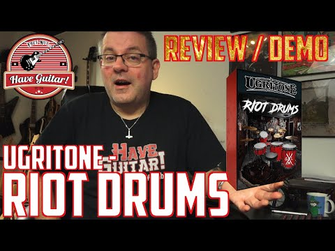 Riot Drums by Ugritone (Review - Demo - Showcase) from YouTube · Duration:  16 minutes 26 seconds