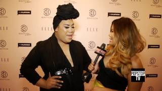The Patrick Starrr Talks Make Up Tip and Beauty Tips At BeautyCon LA thumbnail