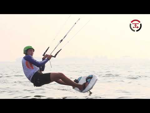 2017 KiteFoil GoldCup Weifang - Day 1 Recap