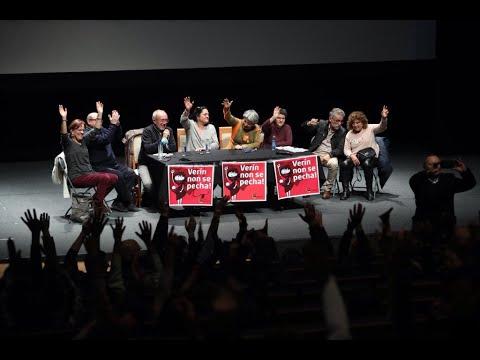 Anuncian una gran movilización contra el cierre del paritorio de Verín