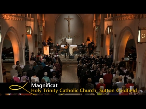 Magnificat by Jo Boyce // CJM MUSIC // BBC Songs of Praise