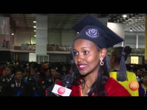 What's New : Addis Ababa University Graduation Ceremony