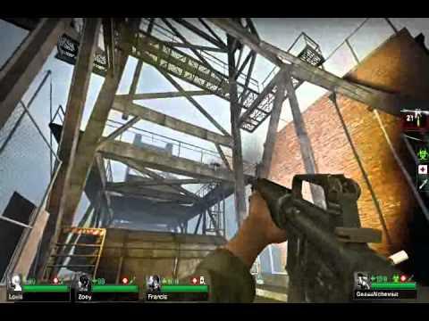Left 4 Dead 2 The Sacrifice - True Ending - Gameplay