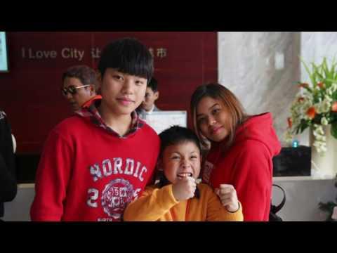 Family Trip in Dongguan