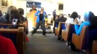 LYFE JENNINGS- MADE UP MY MIND PRAISE DANCE