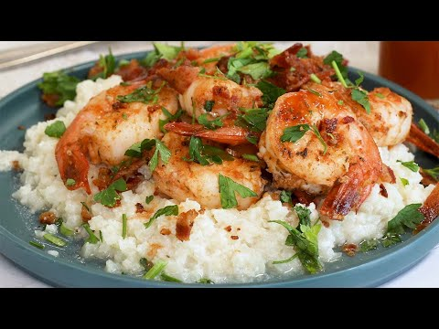 keto-cajun-shrimp-and-cauliflower-rice