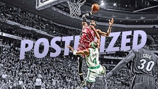 LeBron James Best Dunks With The Miami Heat - Nasty Dunks Compilation HD