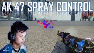 CS:GO HOW TO SPRAY CONTROL (AK 47)