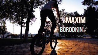 Maxim Borodkin l 2018
