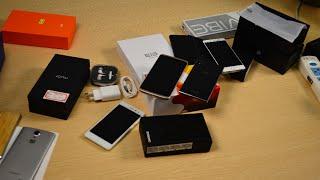Gearbest принесли кучу смартфонов для обзоров