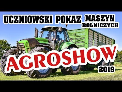 Najlepszy W Polsce Uczniowski Pokaz Maszyn Rolniczych I Prac Polowych - Agroshow Trzcianka 2019