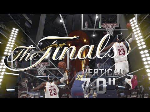 NBA 2K15|17 - Golden State Warriors Vs Cleveland Cavaliers  NBA Finals Game 1 | 2017