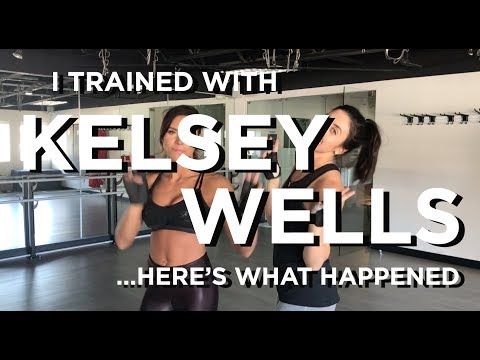 I Trained With Kelsey Wells... Here's What Happened  •  Editors' Note