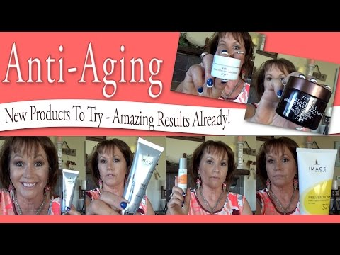 Anti-Aging Skin Care - New Brands - Image & Fresh - Results!