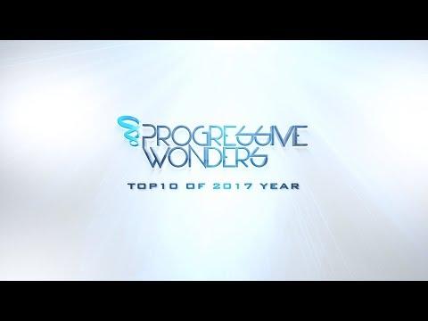 [Progressive House] KLU's TOP10 of 2017 Year [Music Video]