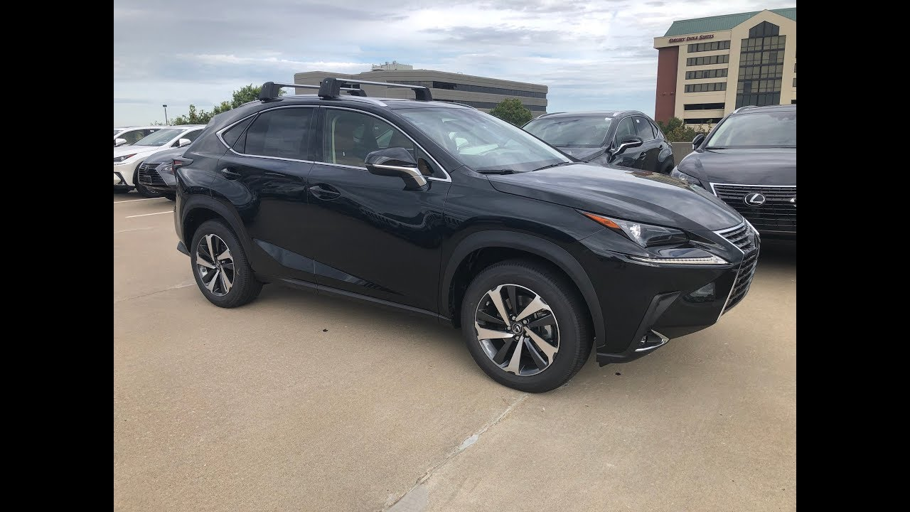 2020 lexus nx 300 review with lockable roof rack