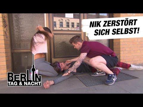 Berlin - Tag & Nacht - Nik zerstört sich selbst #1718 - RTL II