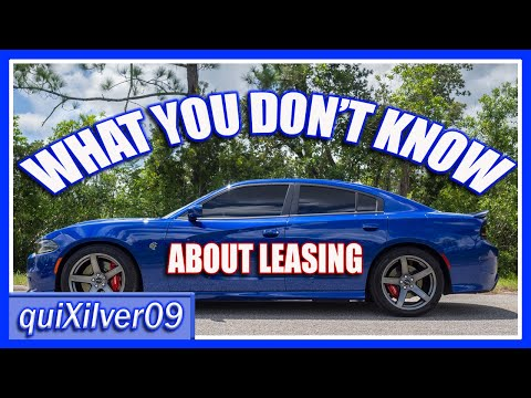 What You Don't Know About Leasing | How To Buy a New Car Better - Ep. 2