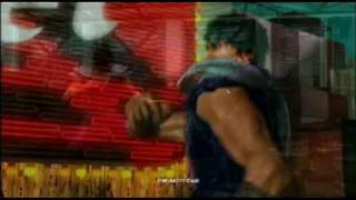 Gambar cover Tekken 6 [BR] Marshall Law CMV