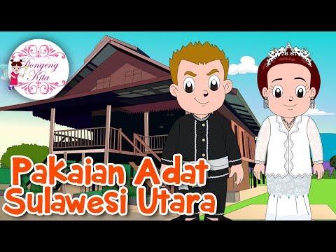 Pakaian Sulawesi Utara   Budaya Indonesia   Dongeng Kita