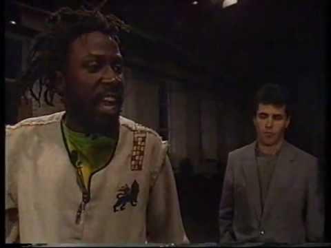 Crossexamination of a Rastafari