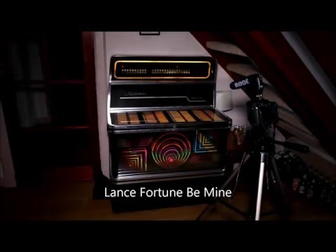 Lance Fortune Be Mine played on the Wurlitzer Atlanta Juke Box