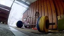 Esko Ketola, 71 years and 69 kg. Somewhat natty, Powerlifting Finnish Man
