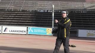 Stadi-pesis 2017: Juha Korhosen lyöntikoulu