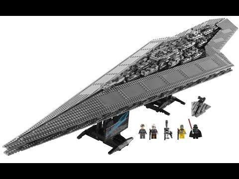 Lego Star Wars 10221 Super Star Destroyer Review - 10 Abonnenten Special