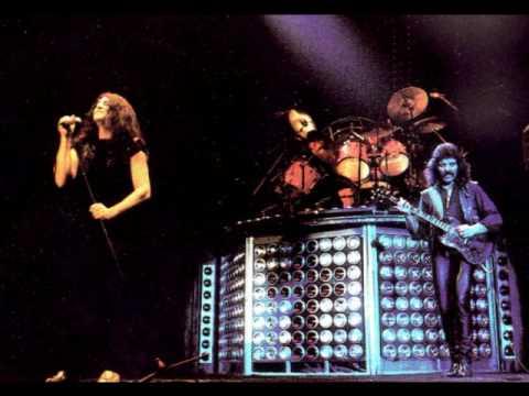 Black Sabbath - Hot Line (Live'83)