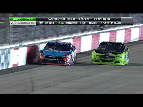 XFINITY Race Rewind: RICHMOND