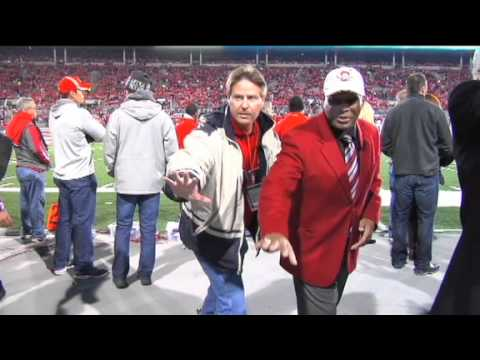 Doing the Heisman with Archie Griffin