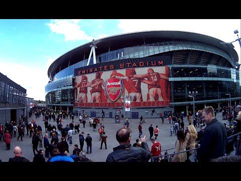 JALAN SENDIRI - LONDON - Nonton Arsenal di Emirates Stadium