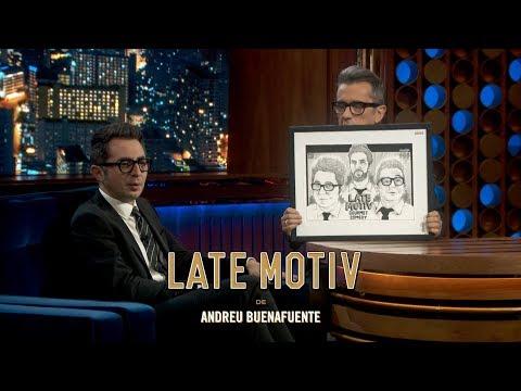 LATE MOTIV -  Berto Romero. 'Bertito y Buenafu, tus zorritas' | #LateMotiv320