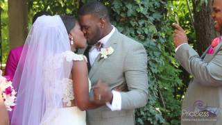 Sasha & Rasheed's Wedding October 12, 2015