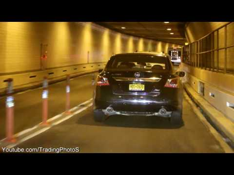 NON-STOP: Manhattan thru The Brooklyn Battery Tunnel