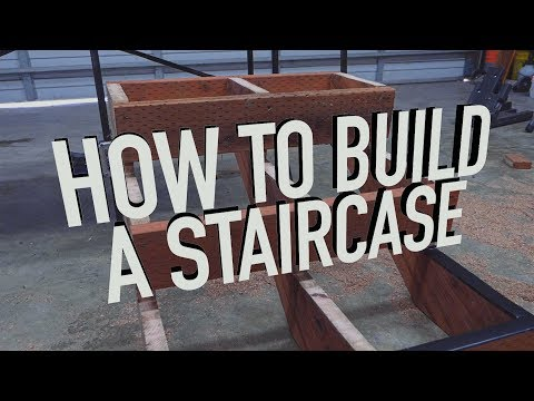 How To Build Stairs PART 1: Layout || Dr Decks