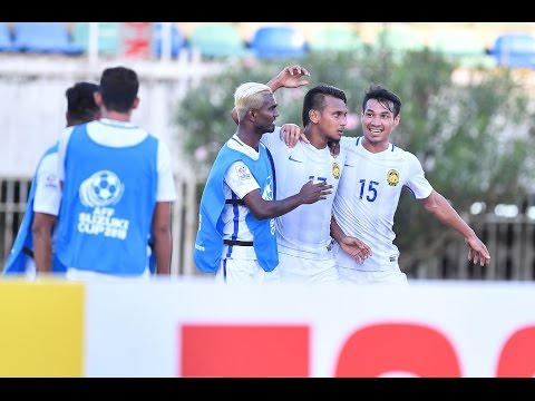 Video: Malaysia vs Campuchia