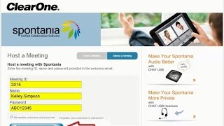 Spontania is a group video conferencing software, with exceptional ...