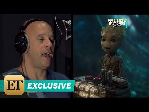EXCLUSIVE: The Secret Behind Vin Diesel's Groot Voice May Surprise You