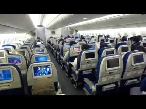 Korean Air/Vienna-Zurich/Boeing 777-200ER/Economy/DEC2014