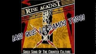 "Rise Against - Give It All ""Subtitulado"""