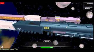 Galaxy Railways Roblox. Big One vs. 999