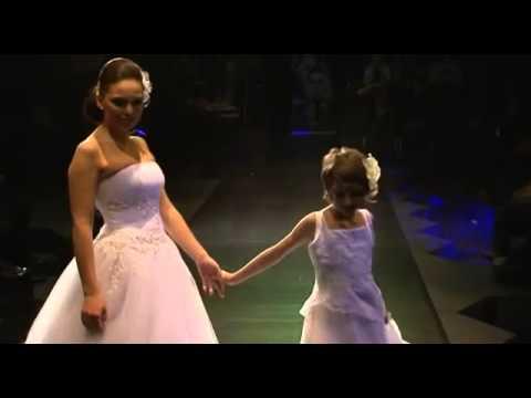 Svadobné šaty Anna Garden - YouTube a2126448a43