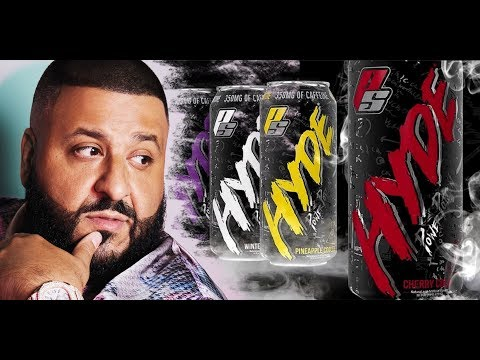 DJ Khaled Signs With ProSupps