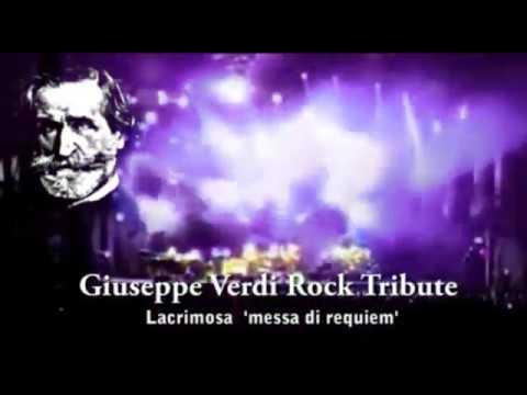 Lacrimosa. Giuseppe Verdi Rock Tribute