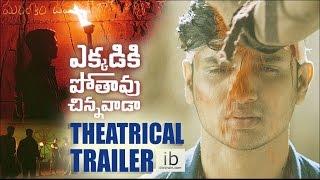 Ekkadiki Pothavu Chinnavada theatrical trailer - idlebrain.com