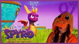 DREAM WEAVERS - Spyro Reignited Trilogy - Spyro The Dragon - Part 7